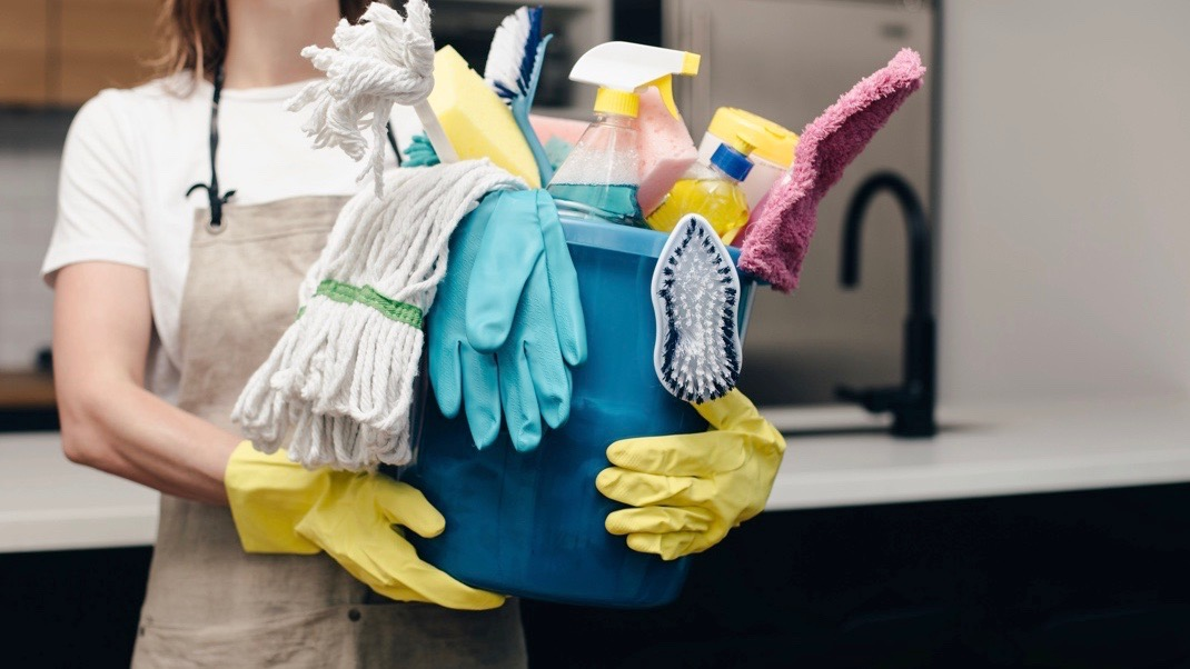 Are You Wasting Time On Housework?